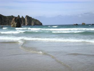 Playa de Aguilar.