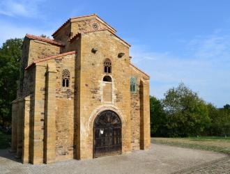 Iglesia de San Miguel de Lillo
