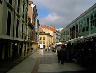 Mercado y Plaza de el Fontan
