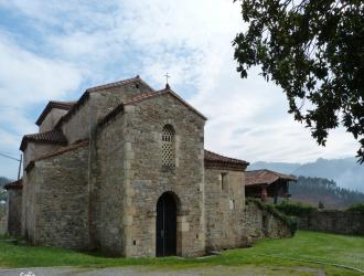 Iglesia de Santianes