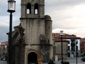 Iglesia Colegiata de Santa María