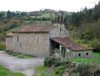 Iglesia de San Andrés,Valdevarcena