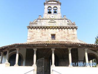 Iglesia de San Juan,Amandi