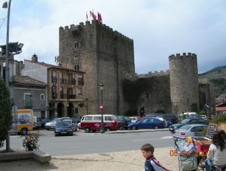Castillo de Don Álvaro de Luna