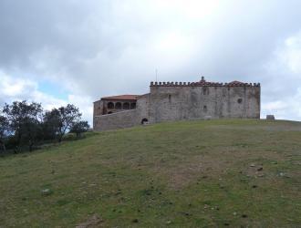 Monasterio de Santa María de Tentudia.