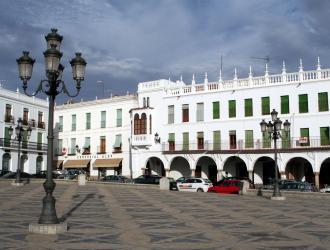Plaza Barroca