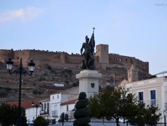 Monumento a Hernán Cortés