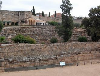 Alcazaba y Conventual