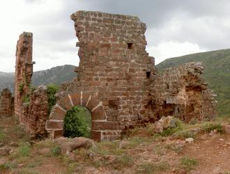 Castillo de Eramprunya