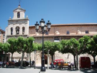 Iglesia de San Martín.