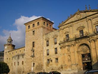 Antiguo Monasterio de San Salvador.