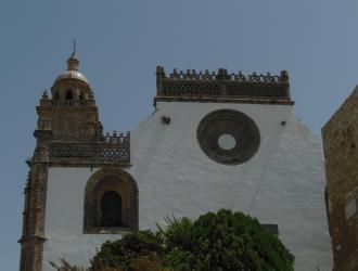 Iglesia Parroquial de Santa María la Coronada.