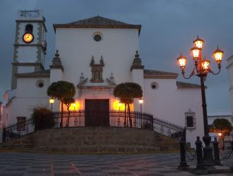 Parroquia de Santa María Coronada