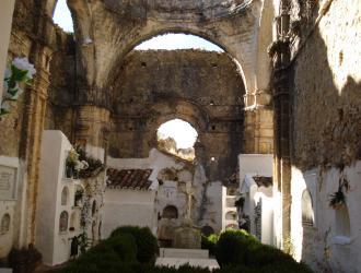 Iglesia de el Salvador - Cementerio