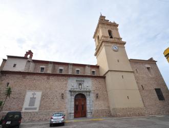 Iglesia Parroquial de la Natividad