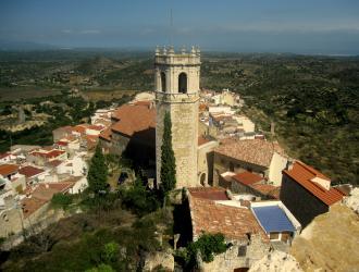 Ruinas del Castillo del Maestre de Montesa