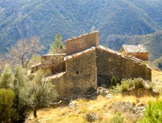 Ruinas del Castell de Culla