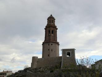 Torre Mudejar de Campanas