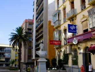 Plaza del Teniente Ruíz