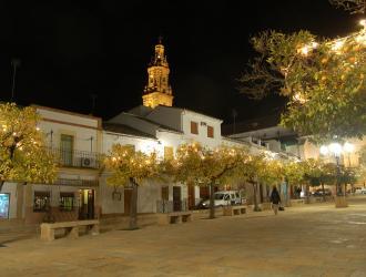 Castillo y Parroquia de la Asunción