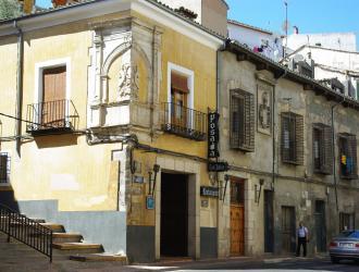 Casa de las Rejas y Posada de San Julián