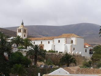 Iglesia de la Catedral Santa Maria de Betancuria