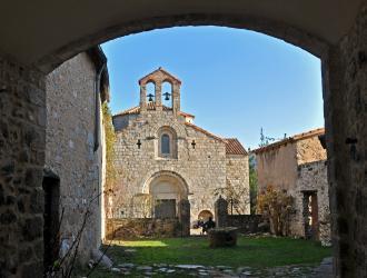 Monasterio de Sant Pere Cercada