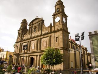 Templo de Santiago de los Caballeros