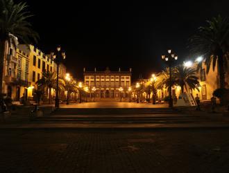 Barrio de la Vegueta