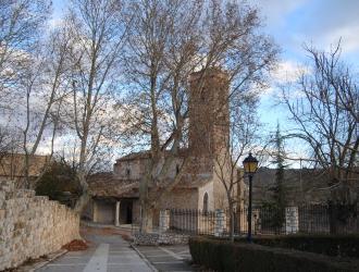 Iglesia de Santa María de la Peña.