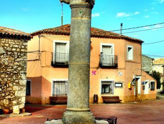 Qu ver y d nde dormir en utande guadalajara clubrural - Casas de pueblo en guadalajara ...