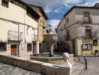 Plaza de los Cuatro Caños