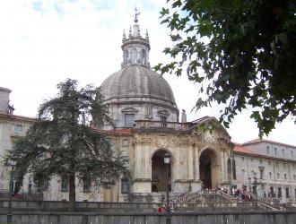 Santuario de Loyola.