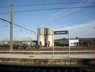 Estación de ferrocarril de Madrid