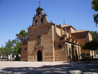 Santuario de la Virgen de Linarejos