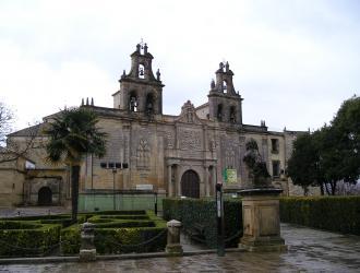 Santa María de los Reales Alcázares.