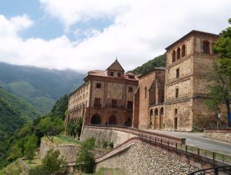 Monasterio de Valvanera.