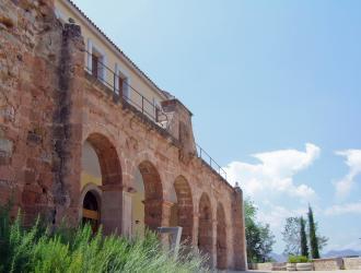 Monasterio de Vico.