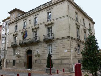 Palacio de los Chapiteles