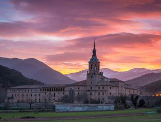 Monasterio de Yuso.