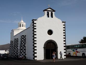 Ermita de la Virgen de los Volcanes (Dolores)