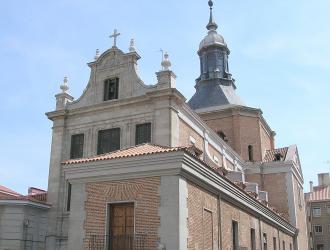Iglesia de San Nicolas de los Servitas