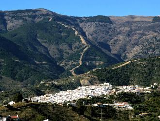 Sierra De Tejeda Almijara Y Alhama