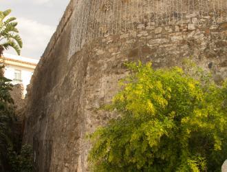 Restos del Castillo de San Luis