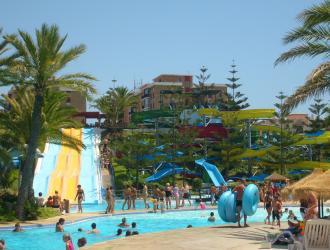 Parque acuático Mijas.