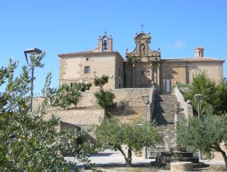 Basílica de la Virgen de Mendia o de los Remedios.