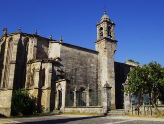 Convento de Santo Domingo de Ribadavia