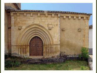 Iglesia de Ntra. Sra. de Palacios.