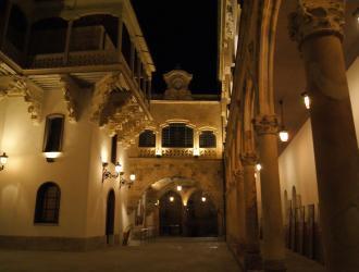 Palacio de la Salina o de Fonseca