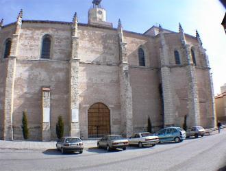 Iglesía gótica de Santa María la Mayor